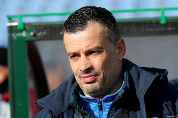 Людмил Киров: Играхме срещу най-добрия отбор, пролетта ще сме два пъти по-силни
