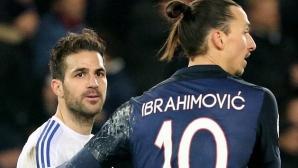 Милан няма да си връща Ибра, Фабрегас още е вариант