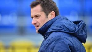 Дмитрий Кириченко беше утвърден за старши треньор на Уфа
