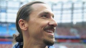 """Ибрахимович за """"Златната топка"""": Меси се състезаваше с Флорентино, не с Кристиано"""