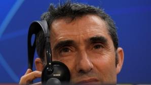 Валверде: Интер да не се безпокои, излизаме да бием Тотнъм