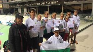 Две българчета спечелиха бронз на турнира в академията на Надал