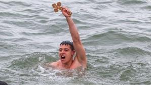 Русенец ще плува 50 км с вързани крака