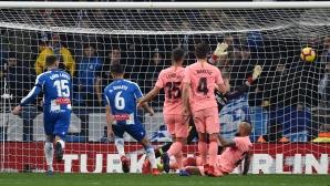 Ла Лига не се е отказала от мачовете в чужбина