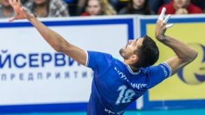 Романас Шкулявичус ще продължи кариерата си в Динамо (М)