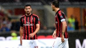 Романьоли и Мусакио се завръщат за Милан