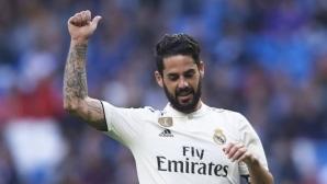 Иско обмисля да напусне Реал Мадрид