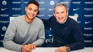 Манчестър Сити подписа с американски вратар
