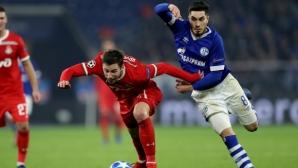 Руският шампион напусна безславно Шампионската лига
