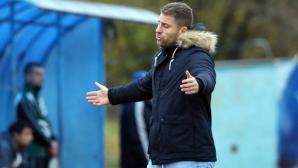 Миро Миндев пред Sportal.bg: Загорец е на ниво Втора лига, но няма как да е в професионалния футбол