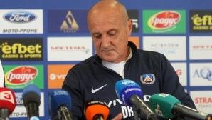 Делио Роси за България: Искат да правят голям футбол