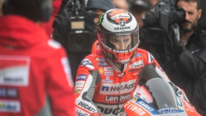 Лоренсо бил пред края на кариерата си преди сделката с Honda