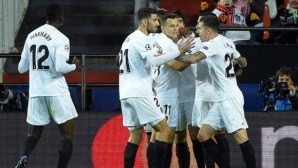 Погба се завръща, Валенсия - Ман Юнайтед (съставите)