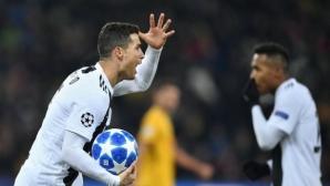 Кристиано Роналдо: Започва най-хубавата част от Шампионска лига