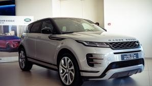 Новият Range Rover Evoque предпремиерно пристигна в България