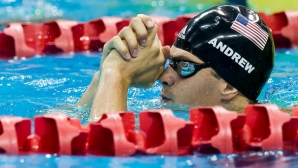 Смесената щафета на САЩ постави нов световен рекорд на 4 по 50 метра съчетано