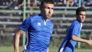 Юноша на Левски парафира договор с клуба