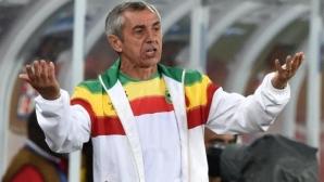 Ален Жирес е новият селекционер на Тунис