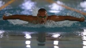 Антъни Иванов с още два рекорда, щафетата на 4х200 счупи близо 35-годишно постижение