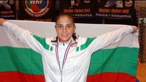 """Ивет Горанова за втора поредна година е """"Спортист №1 на Плевен"""""""