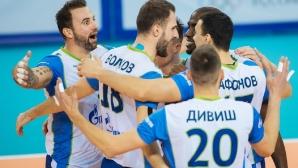 Зенит (Санкт Петербург) прекърши Факел и е на финал за Купата на Русия