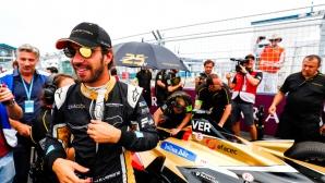 Шампионът във Формула Е подписа дългосрочен договор