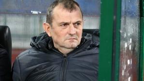 Загорчич: Така се играе срещу такива отбори