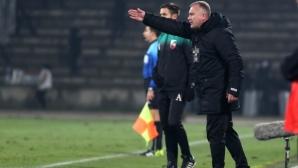 Самуилов забрани трансфер на Неделев в ЦСКА-София и Лудогорец