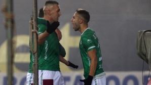 Берое - Левски 0:0