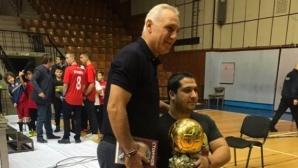 Христо Стоичков: Един от първите ми големи мачове беше в Ямбол