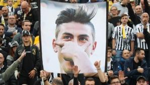 Деветима фенове на Юве са арестувани след дербито