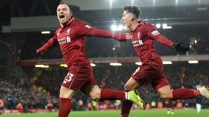 Ливърпул - Манчестър Юнайтед 1:1 (гледайте тук)