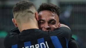 Спалети сменя схемата, за да вкара Лаутаро сред титулярите на Интер