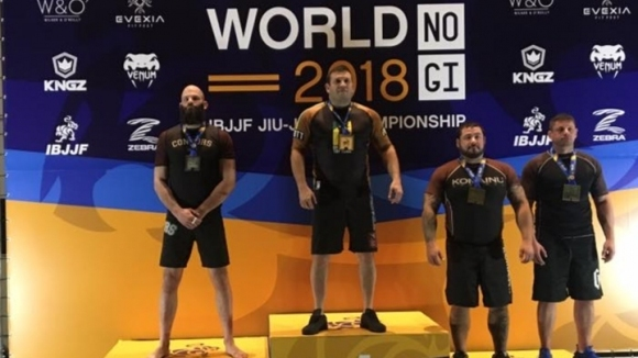 Българин взе злато от Световното първенство по бразилско джу джицу No Gi