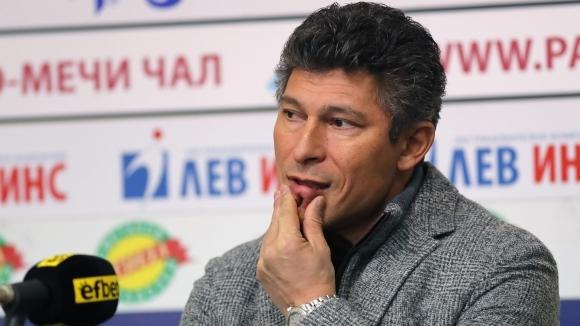 Балъков: Уж това е най-недобре играещият Лудогорец, а има 6 точки преднина...