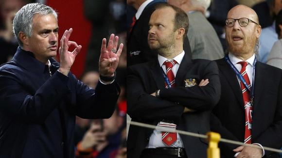 Моуриньо беше точно мениджърът, който този Юнайтед заслужаваше