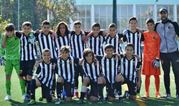 Децата на Локо (Пловдив) ще играят срещу Милан и Аталанта