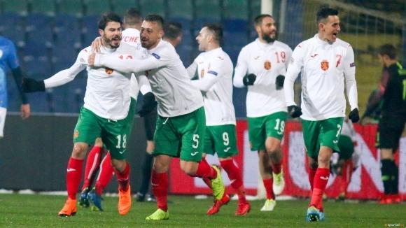 България остава зад Англия, Чехия и Черна гора, но е преди Косово в най-новата ранглиста на ФИФА