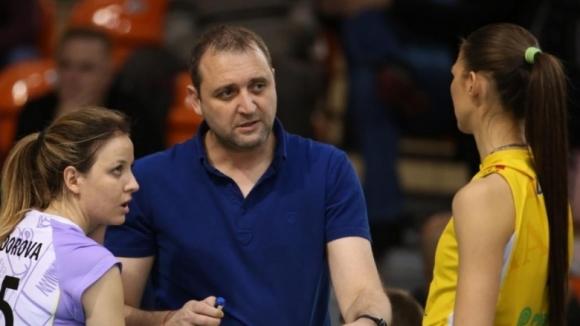 Иван Петков: Не бяхме достатъчно убедителни в атака