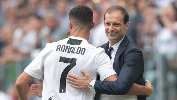 Алегри: Кристиано ще играе срещу Рома