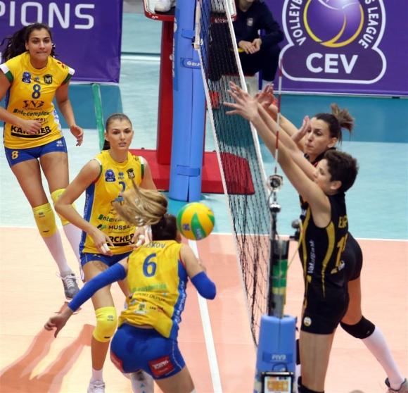 Нася Димитрова: Проявихме твърде много респект към съперника
