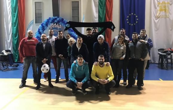Иван Цветков и компания с успех на старта на ScaptoCup 2018 в Благоевград