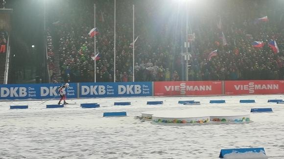 Марте Олсбу спечели спринта в Нове Место, Далмайер се завърна в Световната купа
