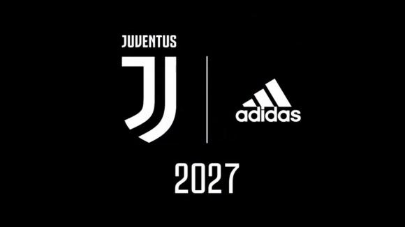 Ювентус подписа нов многомилионен договор с Adidas