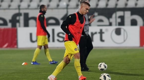 Лудогорец взе предимство в битката с Левски и ЦСКА-София за играч на Ботев Пд