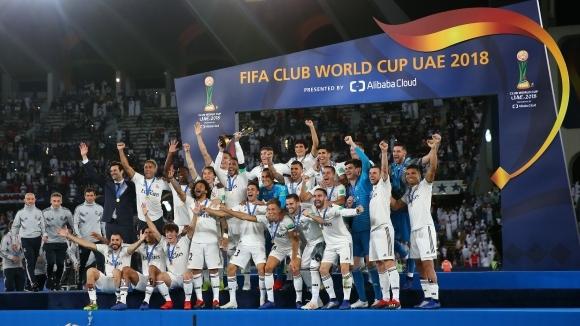 Властването на Реал Мадрид продължава! (видео+галерия)