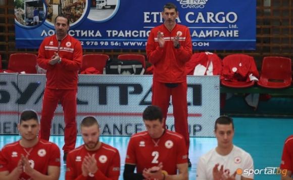 Александър Попов: Първото ни място е изненада за волейболната общност