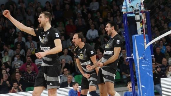 Краси Георгиев и Рен с пореден перфектен мач във Франция (видео + снимки)