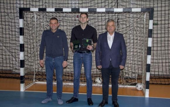 Кикбоксьор е №1 за годината в Гоце Делчев