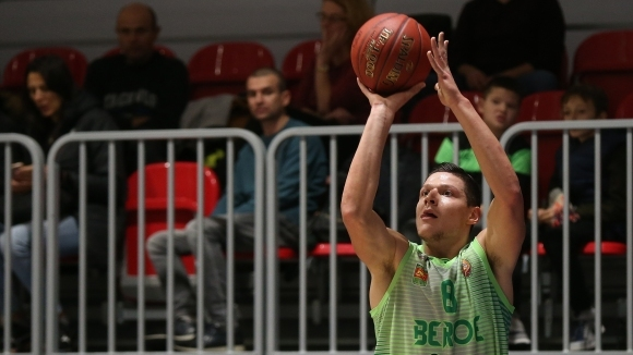 Берое взе своето в Пловдив
